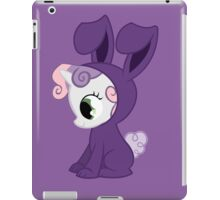 Sweetie Belle Bunny Suit iPad Case/Skin