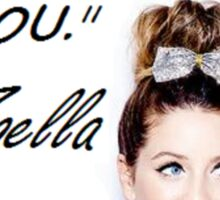 Zoella - Be YOU Sticker