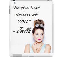 Zoella - Be YOU iPad Case/Skin
