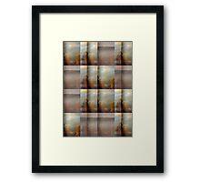 Subdivision 3 Framed Print