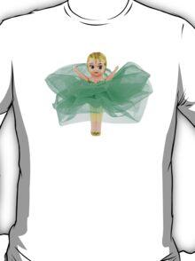 Emerald Green Kewpie T-Shirt