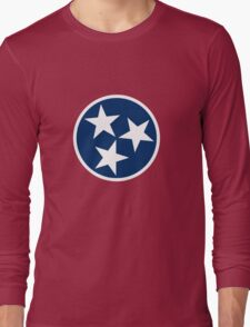 Tennessean Flag Long Sleeve T-Shirt
