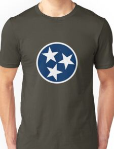 Tennessean Flag Unisex T-Shirt