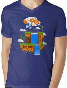 Flying Fox Mens V-Neck T-Shirt