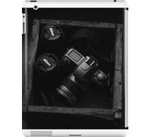 Camera iPad Case/Skin