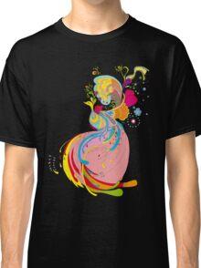 Peacock Dreams Classic T-Shirt