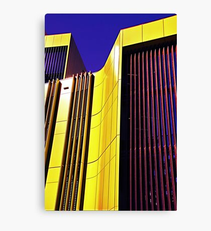 UNSW. Lowy Cancer Research Centre Canvas Print