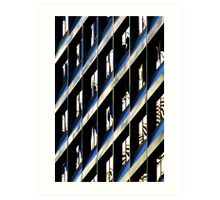 San Francisco Reflection 23 Art Print