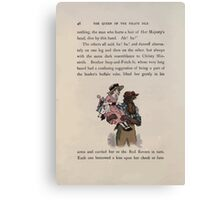 The Queen of Pirate Isle Bret Harte, Edmund Evans, Kate Greenaway 1886 0050 Pirate Carry Canvas Print