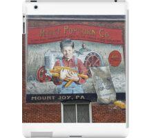 Reist Popcorn Co., Mt. Joy, PA iPad Case/Skin