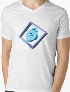 vaporwave Mens V-Neck T-Shirt