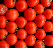 Tomatoes by Carlos Rodriguez