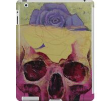 Skull Flower iPad Case/Skin