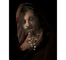 The Third Disciple (Judas) Photographic Print