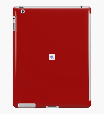 gatto ga faest iPad Case/Skin