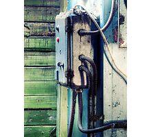 28.4.2010: Mechanics Photographic Print