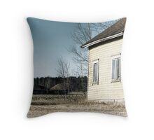 28.4.2010: Falling Countryside Throw Pillow
