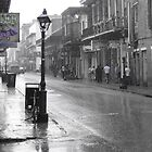 Rain & Bourbon St. by L.D. Bonner