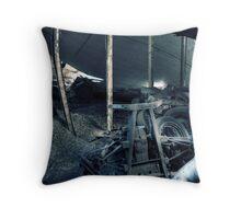 28.4.2010: Deathtrap Throw Pillow