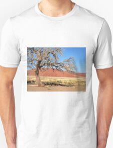Tree and Dune, Sossusvlei, Namibia T-Shirt