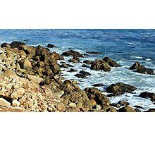 California Coastline 0470 Photographic Print