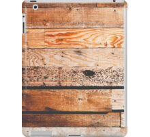 I Wood If I Could iPad Case/Skin