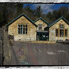 Christchurch School, Chalford, Stroud, Gloucestershire by Jeff  Wilson