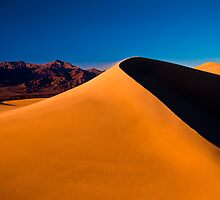 Dunes at Sunset by Andrei I. Gere