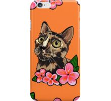 Evey the Adventure Cat iPhone Case/Skin