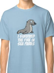 I survived the fire in Sea Parks Classic T-Shirt