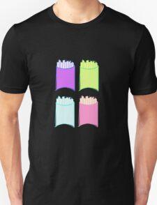 Neon French Friessss Unisex T-Shirt