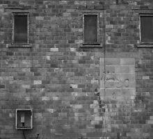 Wall by EarlCVans
