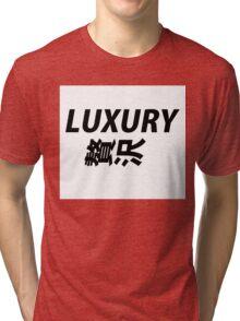 LUXURY Tri-blend T-Shirt