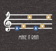 Make it Rain Legend of Zelda by anadia