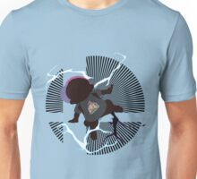 PK Thunder (Ness, Mr. Saturn Shirt) - Sunset Shores Unisex T-Shirt