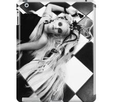 Black & White iPad Case/Skin