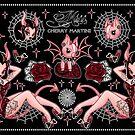 Devil Girls Flash (Black Version) by Miss Cherry  Martini