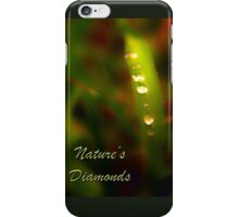 Nature's Diamonds surreal iPhone Case/Skin