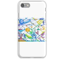 Many Apects of Life iPhone Case/Skin