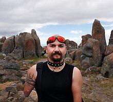 Captain B - Mount Wellington by docophoto