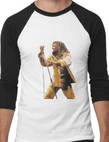 Tribute to Lucky Dube Men's Baseball ¾ T-Shirt
