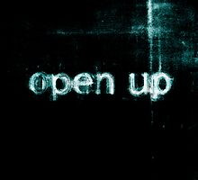 Open Up to Distress by David Mowbray