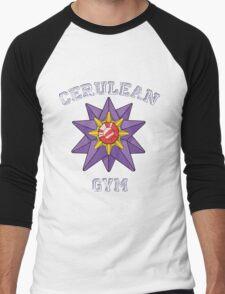 Cerulean Gym Men's Baseball ¾ T-Shirt