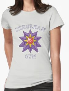 Cerulean Gym Womens Fitted T-Shirt