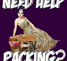 Bianca Del Rio - Need Help Packing? by aespinel