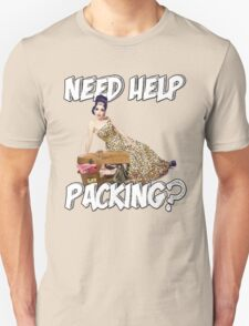 Bianca Del Rio - Need Help Packing? T-Shirt