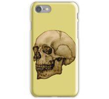 Anatomical Adult Skull iPhone Case/Skin