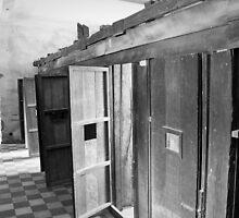 S21 prison cells by CRPH