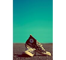 The Shoe 'part two' Photographic Print