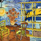 Vincent worked for IKEA....... by VenusOak